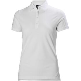 Helly Hansen CrePique 2 Naiset Lyhythihainen paita , valkoinen